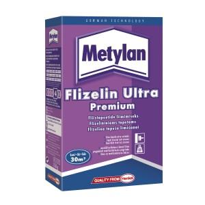 Klijai flizeliniams tapetams Metylan Direct control 200g.