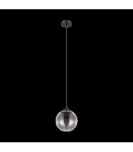Pakabinamas šviestuvas  1XE27 Ø 20CM BLACK, 98651 ARISCANI