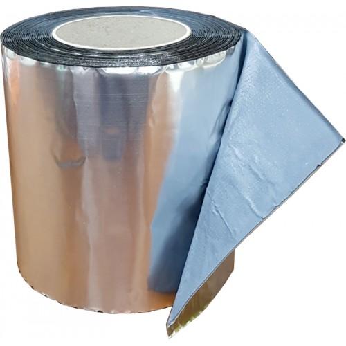 Juosta Butyl Alu (sandarinimo juosta butilo gumos pagrindu,ne atspari UV), Soudal