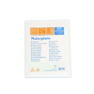 Polietileninė uždanga 4x5m HDPE 0,010mm VN, Expert color