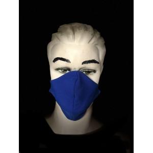 Apsauginė veido kaukė 2 sluoksnių 1vnt.