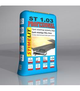 Klijai plytelėms ST1.03 elastingi 25kg