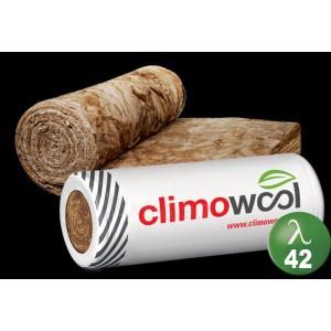 Vata ruloninė Knauf Climowool DF42  100x1200x7400  8.88m2