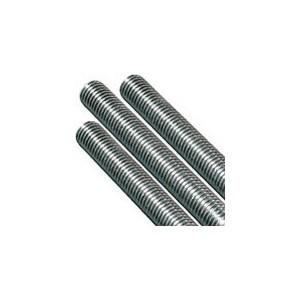Sriegtas plieninis cinkuotas strypas, DIN975-4.8 klasė