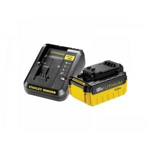 Baterija ir įkroviklis 4.0Ah