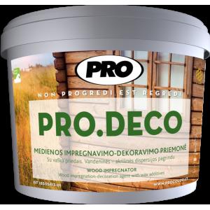 Impregnantas medienai PRO.DECO, 1.0 L
