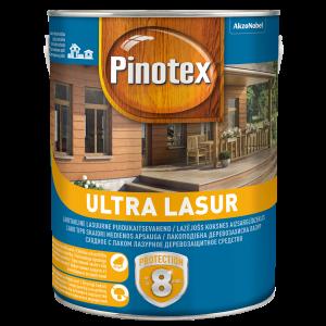 Impregnantas Pinotex Ultra Lasur, 3.0 L
