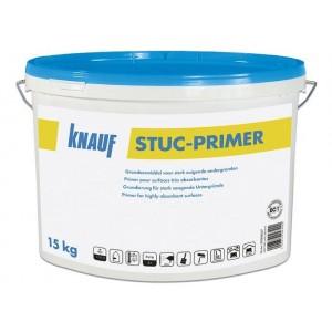 Gruntas pagrindo įgeriamumo suvienodinimui KNAUF STUC-PRIMER