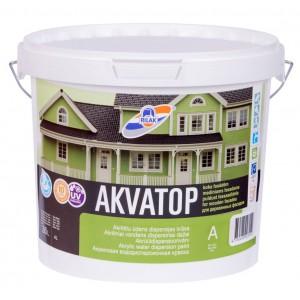 Dažai mediniams fasadams AKVATOP 3,6L