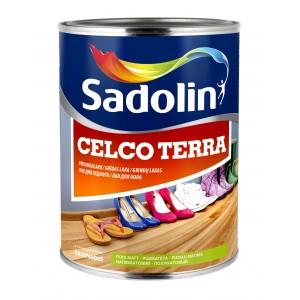 Lakas Sadolin CELCO TERRA 90, blizgus, 1 l