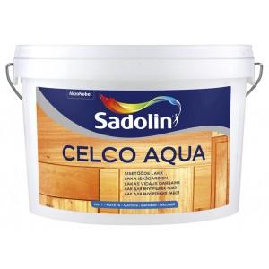 Lakas Sadolin CELCO AQUA 10, matinis, 2.5 l