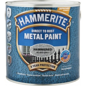 Dažai HAMMERITE HAMMERED FINISH, 0,25L
