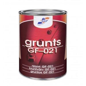 Gruntas plieniniams pavirš. GF 021 RILAK, 0,45L raud. rudas