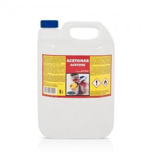 Acetonas SAVEX 5.0L