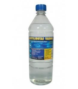 Distiliuotas vanduo 1L, SAVEX