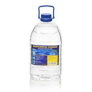 Distiliuotas vanduo 5L, SAVEX