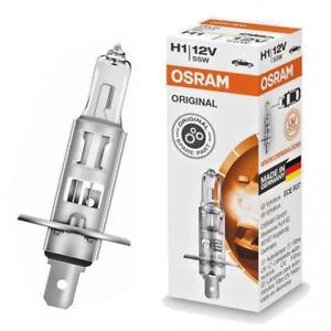 Automobilinė lemputė H1 55W Osram