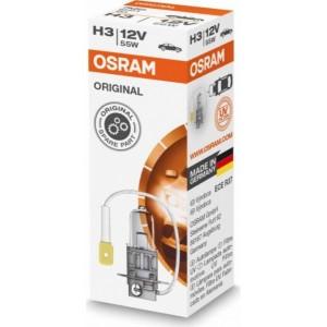 Automobilinė lemputė H3 55W Osram
