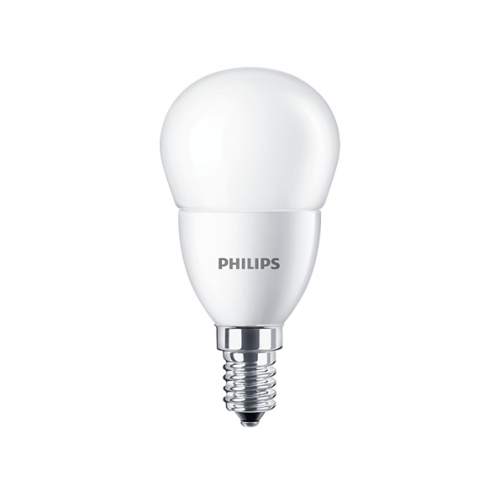 LED lemputė E27 7W 806lm 2700K P45 Philips LEDcorePro