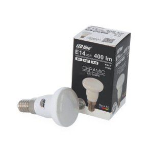 LED lemputė E14 5W 400lm 3000K R39 LED line