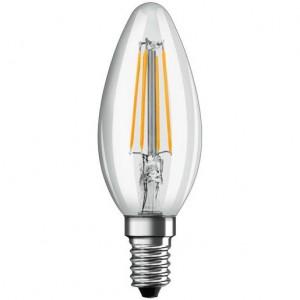 LED lemputė E14 6.5W 806lm 2700K Osram