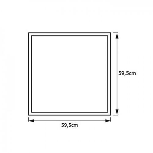 LED panelė ECO 36W 4000K 3240Lm, Ledvance