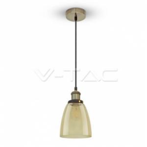 Pakabinamas šviestuvas  1XE27 vintage,led6835 V-tac