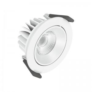 LED šviestuvas įl. reguliuojamas Spot Adjust 8W/3000K 660lm Ledvance