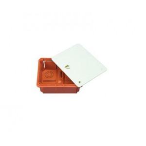 Dėžutė p/t 150x150x75 su dangteliu
