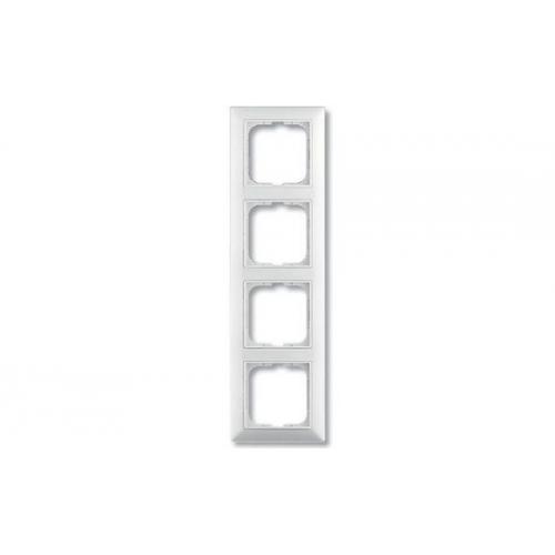 ABB Basic 55 rėmelis 4 vietų (2514-92)