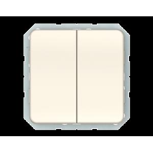 Vilma LX 200 jungiklis dviejų klavišų (P510-020-12 iv)