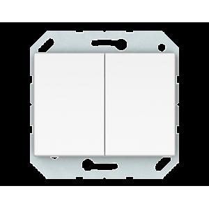 Vilma XP500 jungiklis dviejų klavišų (P510-020-02 ww)