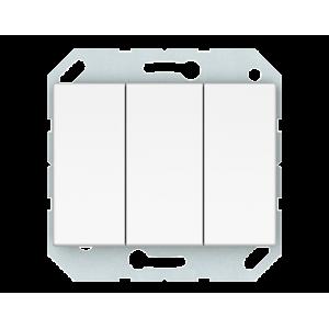 Vilma XP500 jungiklis trijų klavišų (P510-030-02 ww)