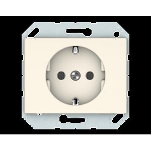Vilma XP500 kištukinis lizdas su įžeminimu (RP16-002-02 iv)