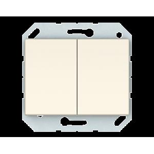 Vilma XP500 jungiklis dviejų klavišų (P510-020-02 iv)
