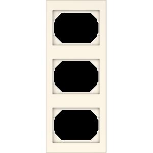Vilma XP500 rėmelis 3 vietų, vertikalus (RV03 iv)