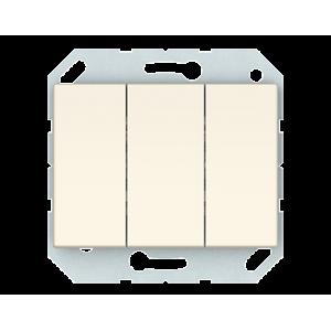 Vilma XP500 jungiklis trijų klavišų (P510-030-02 iv)