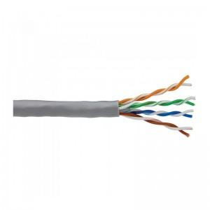 Kabelis internetinis vidaus UTP-5E 4x2x0,5