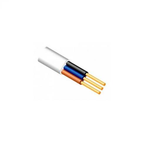 Kabelis BVV-P 3x4,0 mm², plokščias