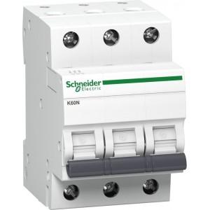 Schneider K60N Automatinis jungiklis 3P