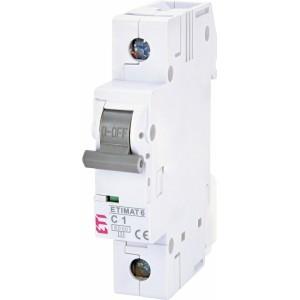 ETI Automatinis jungiklis 1P C1