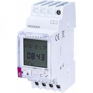 Laikrodis modulinis programuojamas ETICLOCK-R1