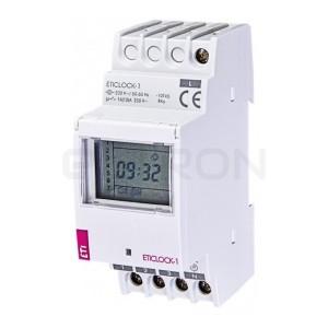 Laikrodis modulinis programuojamas ETICLOCK-1