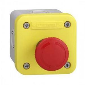 Avarinis mygtukas su dėžute XALEK1701 1NC Schneider IP54