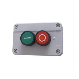 """Dėžutė su mygtukais """"Žalias/raudonas"""" XAL-B213 220V/3A"""