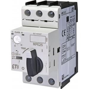 Jungiklis varikliui ETI MPE25-25