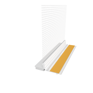 Ejot PVC deformacinis profilis 120 plius su tinkleliu