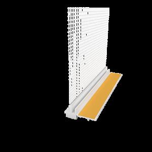 Ejot PVC deformacinis profilis 108 su tinkleliu