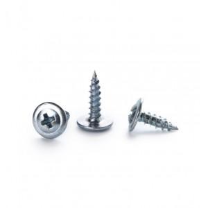 Sraigtas padidinta galva metalui į metalą MET/MET ilgis 4.2x13-50mm, 1 dėžutė