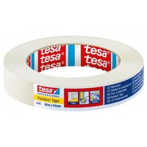 TESA balta dažymo juosta ( Professional 4348 ) 50m.